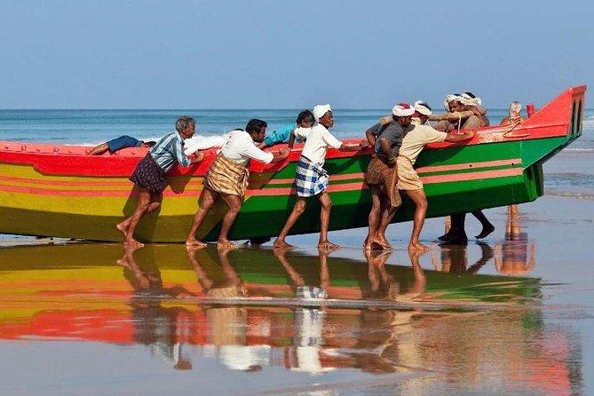 Kerala-arrangement voor 8 dagen inclusief alle transfers, sightseeing en accommodatie