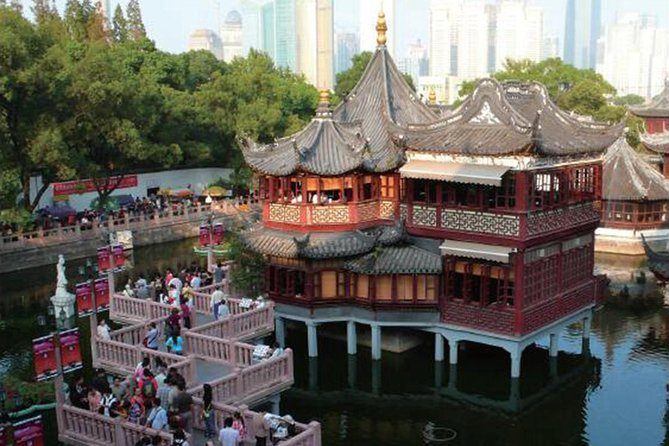 Shanghai Half-Day Sightseeing Coach Tour