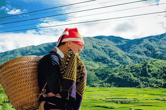 Sapa- Trecking to Lao Chai- Ta Van Village Full Day