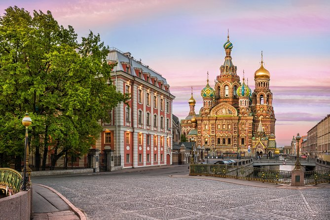 St Petersburg Must-See's Private Tour