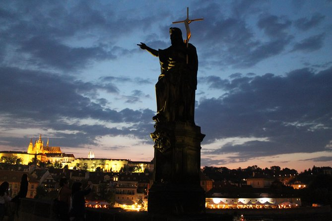 Prague by Night Walking Tour and Vltava River Cruise photo 10