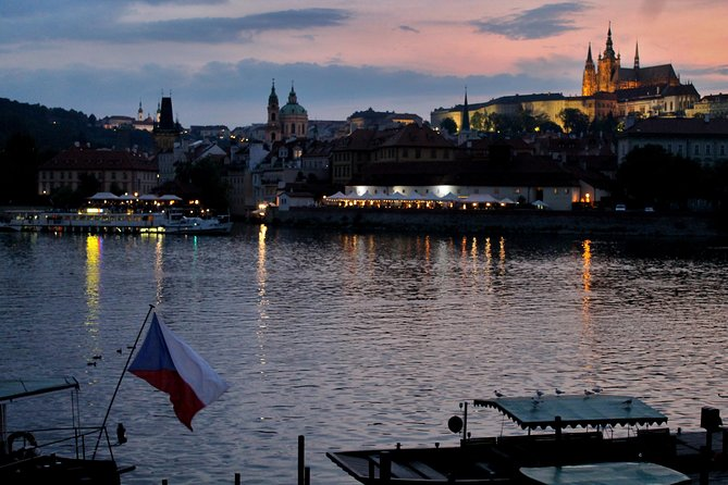 Prague by Night Walking Tour and Vltava River Cruise photo 6