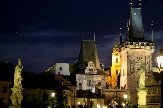 Prague by Night Walking Tour and Vltava River Cruise photo 7