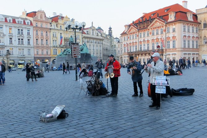 Prague Old Town and Jewish Quarter Walking Tour