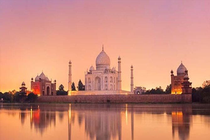 Private Taj Mahal Day Tour With Yoga From Delhi By Car (All Inclusive)