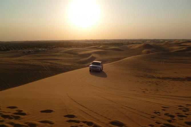 Sunrise Desert Safari Dubai on Private Basis for 1 to 5 people