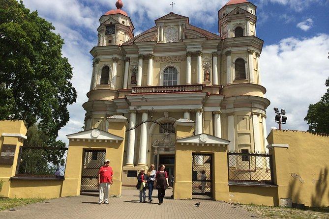 Small-Group Vilnius Half Day City Tour photo 14