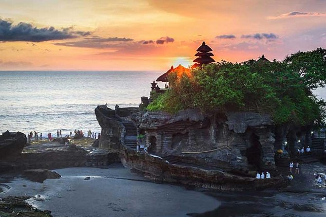 Private Bali Monkey Forest, Taman Ayun & Tanah Lot Temple