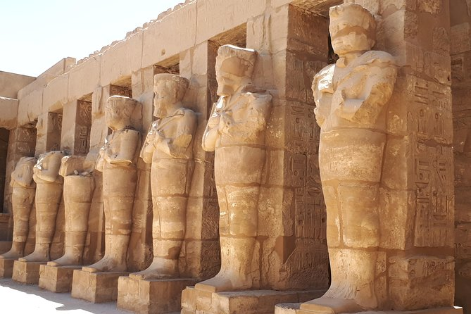 Day Tour from Airport to Luxor Monuments Include Lunch Transfers Entry Guide photo 14