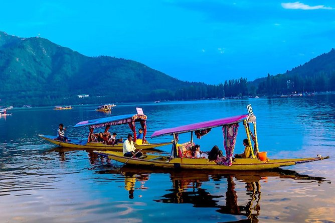 Dal Lake and Kangra Fort Private Tours