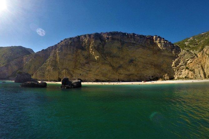 Playas y bahías secretas de Sesimbra y Arrábida