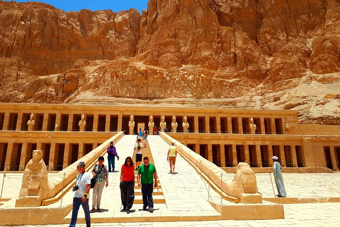 2 Half Days Tour in Luxor