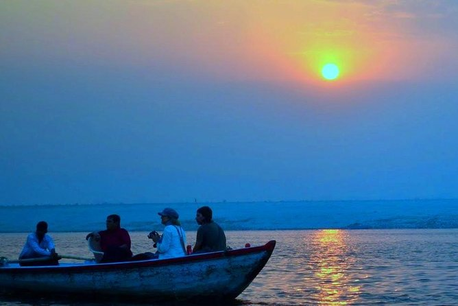 Private Holi Tour of Varanasi includes Boat ride,Guide and Breakfast.