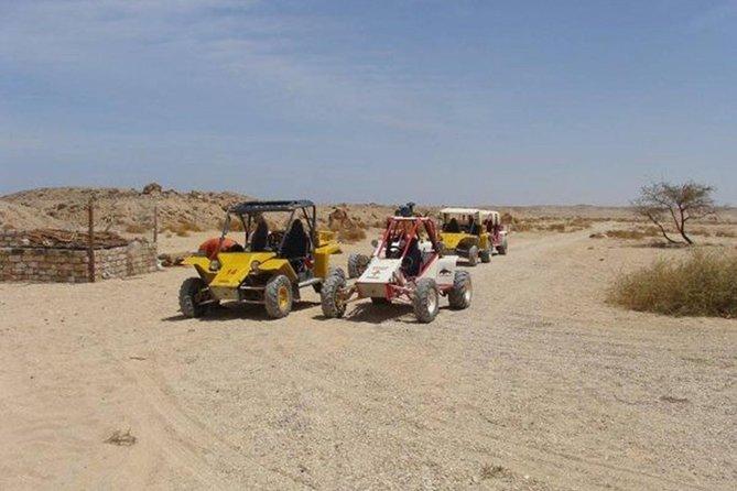 El Gouna Sahara Dune Buggy Morning Adventure