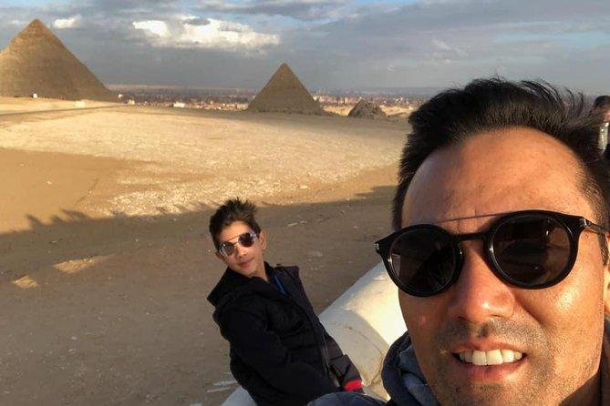 Giza pyramids ,sphinx ,quad bike ,camel ride,Nile dinner cruise from Cairo/Giza