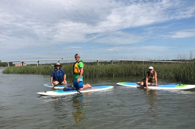 Hilton Head Island Stand Up Paddleboarding Tour photo 3