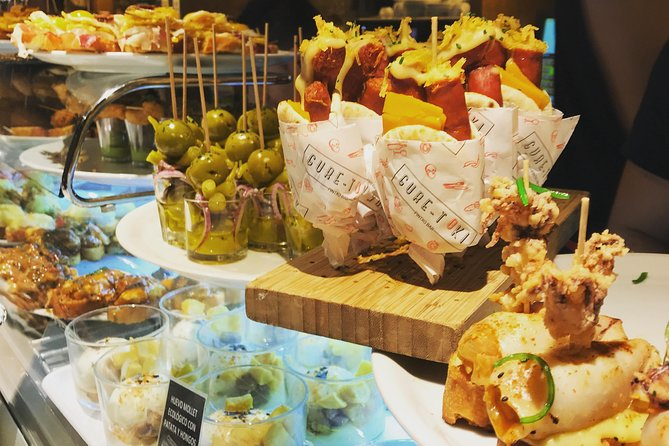 The High End Food Tour Of Bilbao