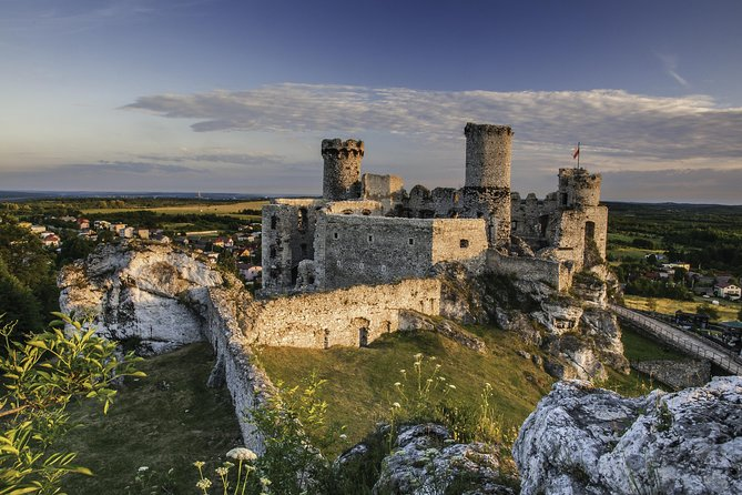 Castles Tour by The Eagles Nests Trail, private tour from Krakow
