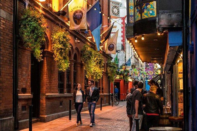 90 minuten Dublin Walking Tour en Sightseeing tips
