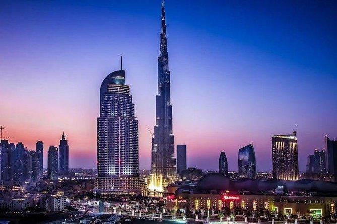 Dubai Red Dunes Desert Safari & Half Day City Tour