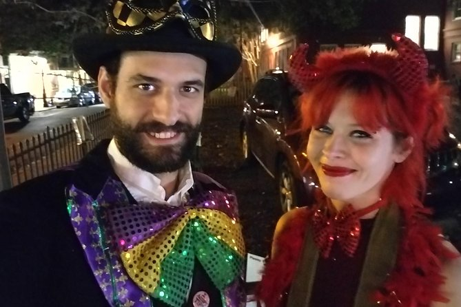 French Quarter History and Hauntings Small-Group Tour