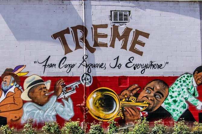 Beyond the Music: Treme & Congo Square, Steppin' thru the Soul of New Orleans photo 10