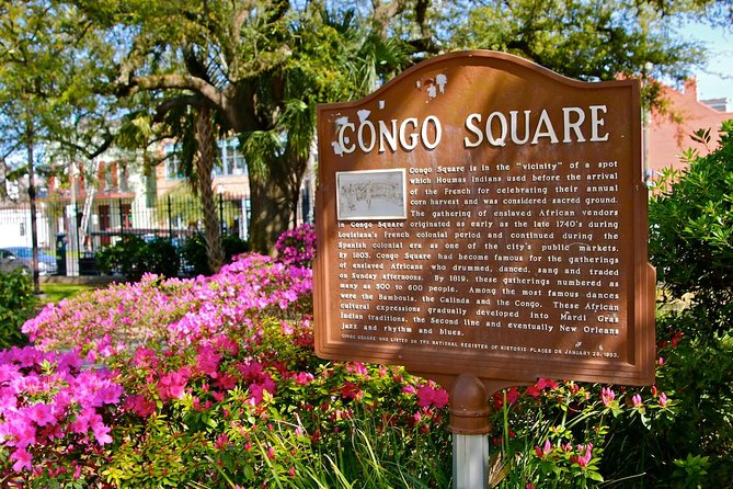 Beyond the Music: Treme & Congo Square, Steppin' thru the Soul of New Orleans photo 8