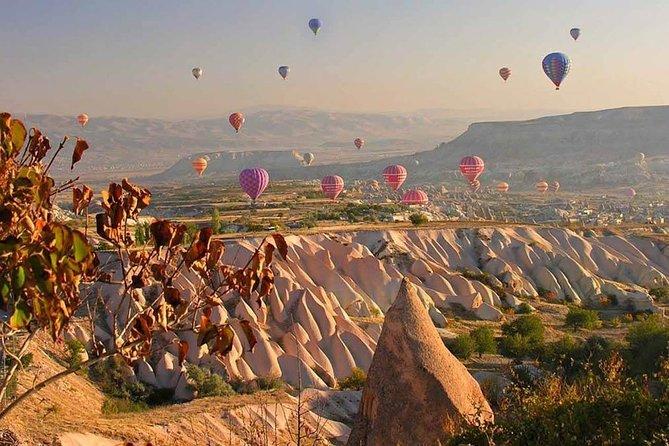 Cappadocia Honeymoon Exclusive 3 Day Package