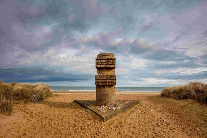 Normandy Canadian D Day Sites Half Day Tour