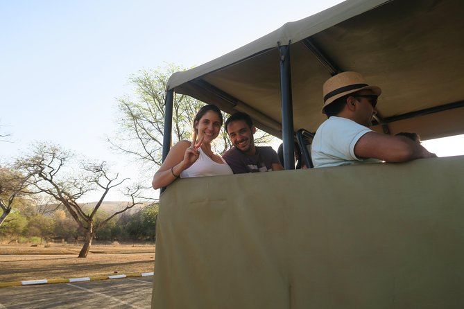 Sunset Safari with Open Top Vehicle in Pilanesberg National Park