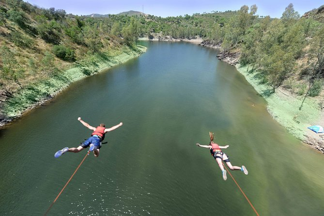Bungee Jumping in Sevilla
