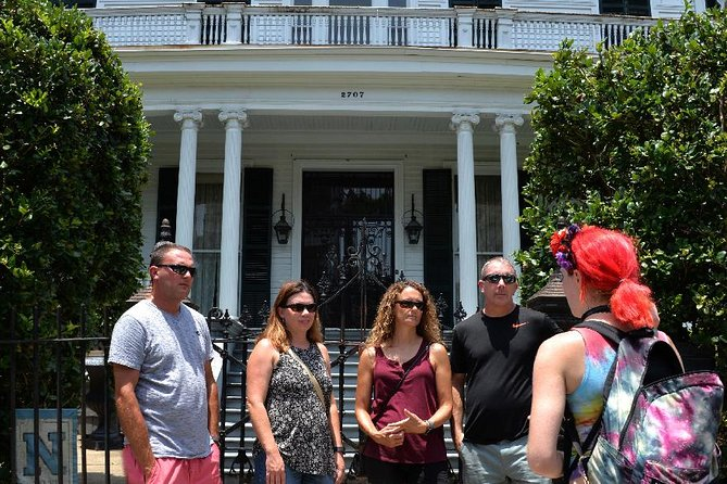 Garden District Small-Group Walking Tour