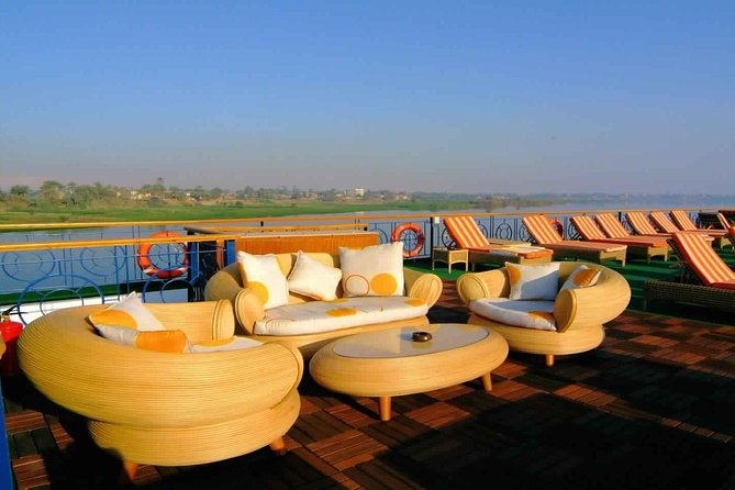 Nile Cruise:5Days of Egyptian Treasures from Luxor to Aswan including Abu Simple photo 8