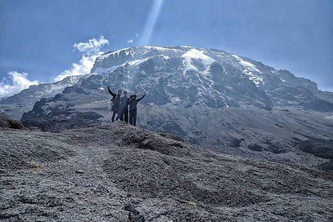 6 days climbing mountain Kilimanjaro, Machame route