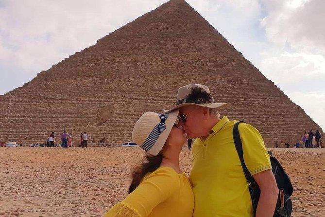 Egypt 12 Days Tour Cairo-Nile Cruise and Sharm El Sheikh Retreat -Airfares Inc