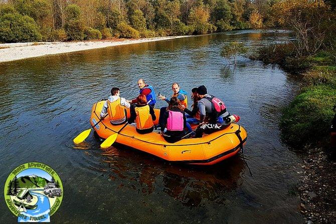Drava Rafting Safari