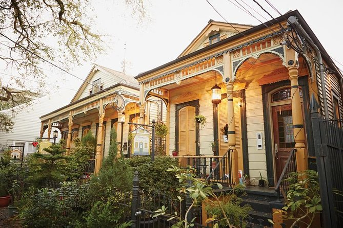 Small Group Historical New Orleans Neighborhood Tours