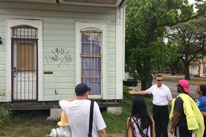 Private New Orleans Haunted Walking Tour: Blood on Every Brick
