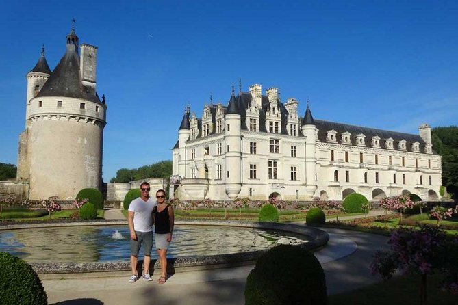 Guided walking tour of Chenonceau chateau