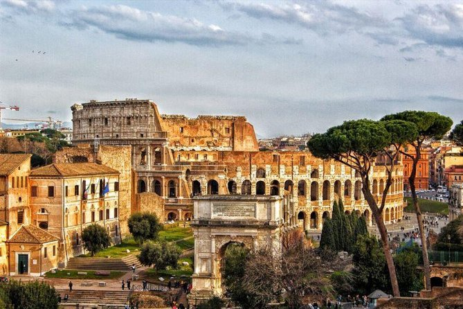 Colosseum and Roman Forum Guided Tour