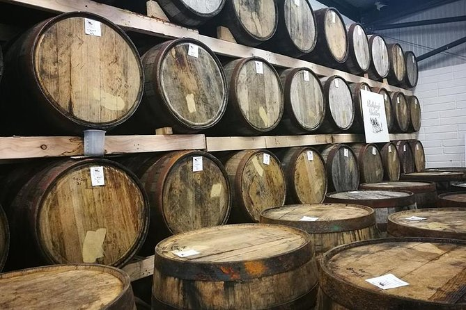 Guided Ballykeefe Distillery Tour Experience