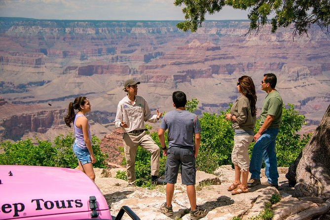 Grand Canyon East Rim Drive by Jeep and IMAX Movie