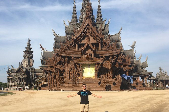 The Sanctuary of Truth at Pattaya Admission Ticket