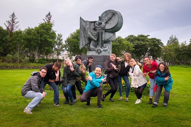 Reykjavik Mythical Walking Tour: Meet the Elves, Trolls & Ghosts of Iceland
