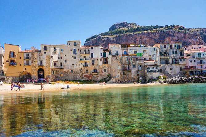 Private Self-Guided Tour of Cefalu and Santo Stefano di Camastra from Palermo photo 3