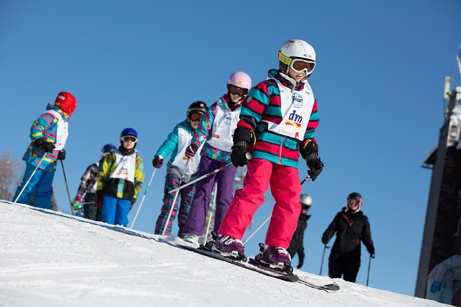 Vogel Ski Center: Full Day Skiing with Instructor