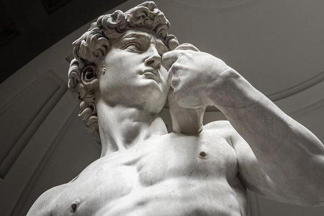 Combi Tours: Accademia Gallery & Florence City Walking Tour