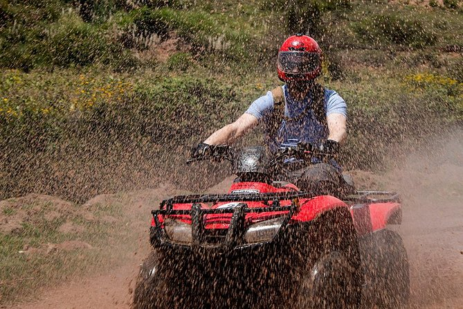 Private ATV Tour to Moray, Maras and Salt Mines in the Sacred Valley from Cusco