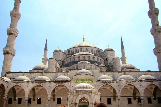 Excursion of 2 Days in Istanbul: Europe and Asia