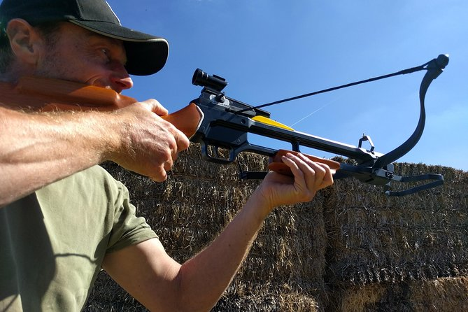 Crossbow Shooting experience, great fun!
